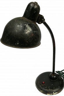 lampa model 6551 JDell Original proj. Christian Dell Bauhaus